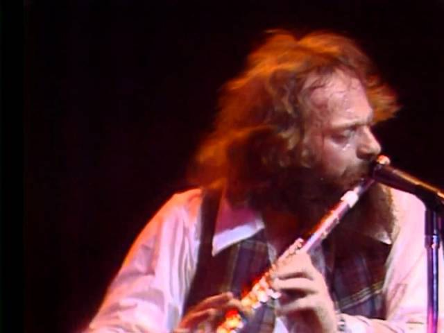 Jethro Tull Thick as a brick live 1978 DVD