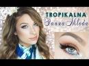 • Tropikalna Panna Młoda - makijaż wakacyjny || KATOSU •