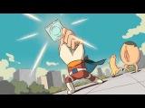 Французская аниме-реклама презервативов 14+