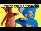 Clap Your Hands and More Rhymes with Movement Nursery Rhymes from Mother Goose Club!