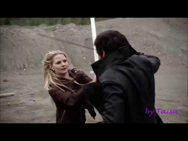 Эмма и Крюк - Скандал