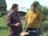 Дачные радости: 3 вида жаркого из мяса и овощей на углях и в горшочке!