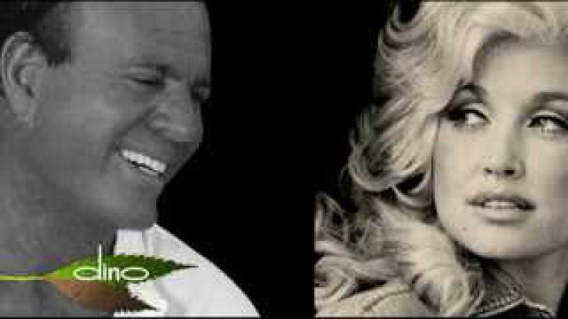 JULIO IGLESIAS DOLLY PARTON - WHEN YOU TELL ME THAT YOU LOVE ME (Lyrics)