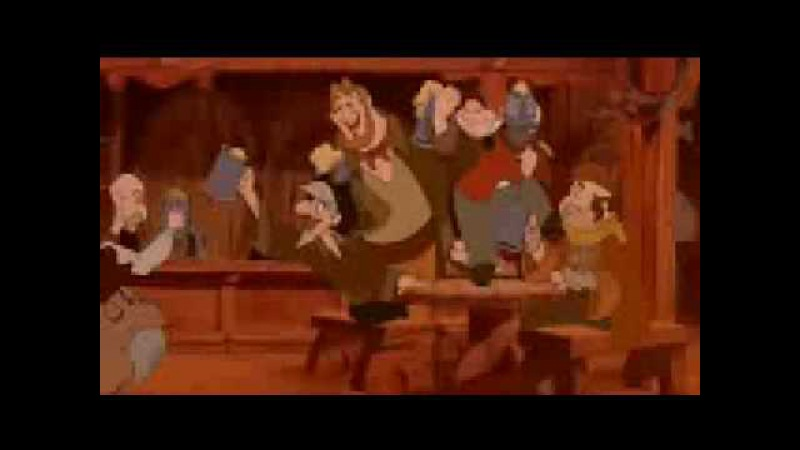 Beauty and the Beast - Gaston