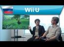 The Legend of Zelda — Game Awards Footage (Wii U)
