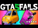 GTA 5 FAILS – EP. 22 GTA 5 Funny moments compilation online Grand theft Auto V Gameplay