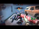 Warface:Новогодняя хлопушка, Cobray Striker, QBU-88, АК-103.