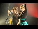 Arielle Dombasle Chick Habit Live @ La Cigale Paris 2015 HD