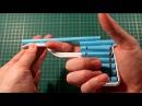 Как сделать пистолет из бумаги!