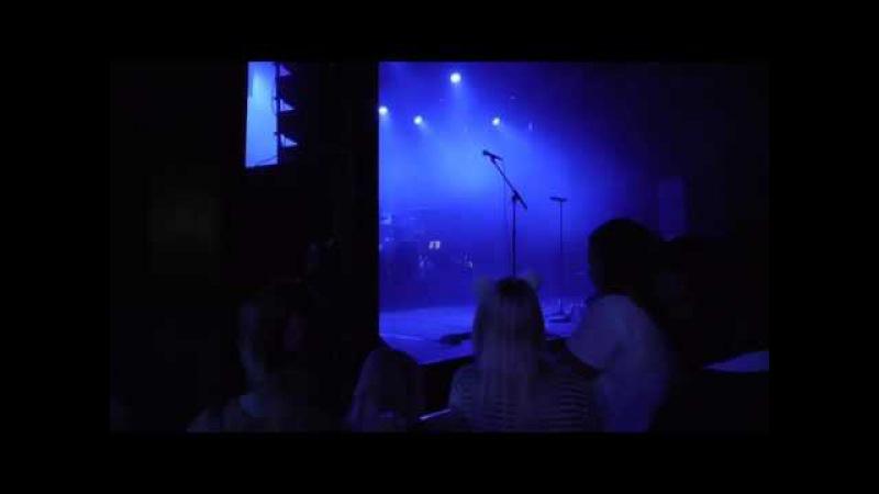 YOHIO - Intro 2 till konserten ROAD to DESISISTANCE i Fryshuset 2015-10-03