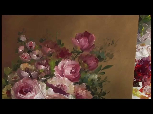 Vase of Flowers Preview DVD1058