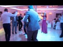 Танцы в отрыв под белые розы на свадьбе 21.11.15 arthall.od