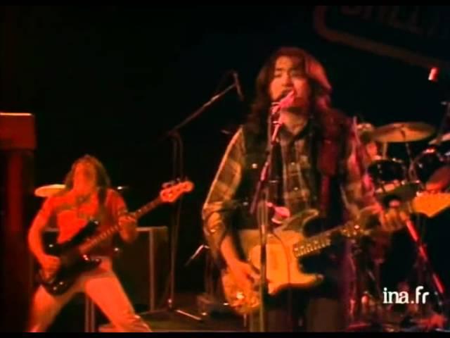 Rory Gallagher Paris (TV Chorus, 1980- Full concert)