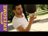 People are Awesome Wass Benslimane (Freestyle Football)