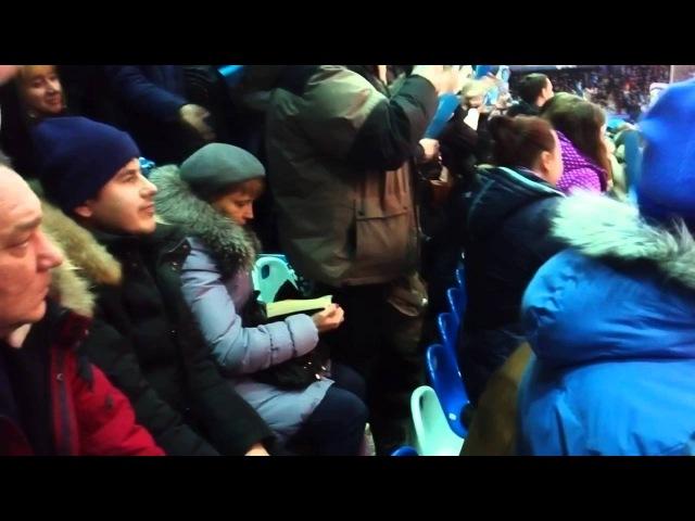 Супер болельщик Сибири- хоккей