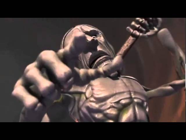История рока/Rock History (мульт-прикол) Metal, rock, punk