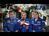 Год на орбите. Новый год в космосе. Фильм 7 A Year In Space. Happy New Year From Space