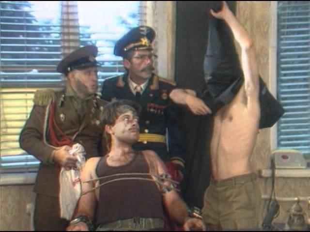 Маски Шоу Маски в Армии 2 1993 год