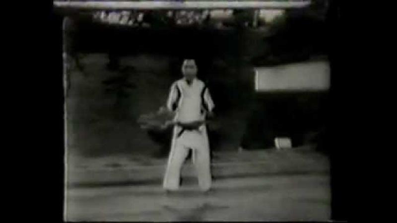 Гоген Ямагучи (10 дан Годзю-рю)