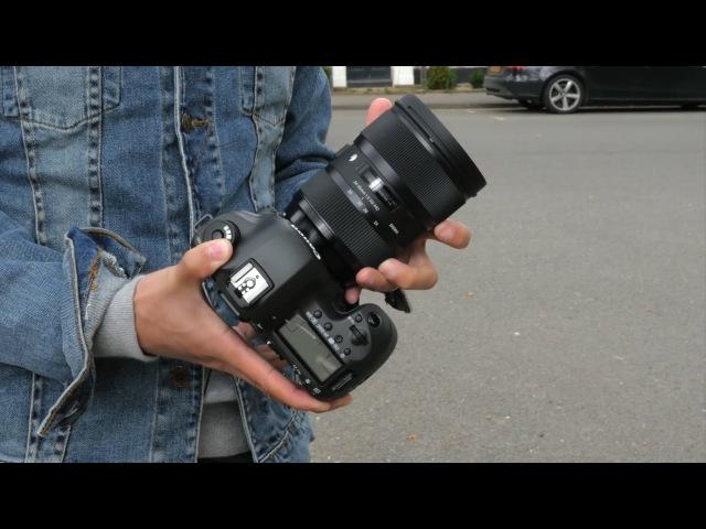 DRTV по-русски: Обзор Sigma 24-35mm f/2 DG HSM Art