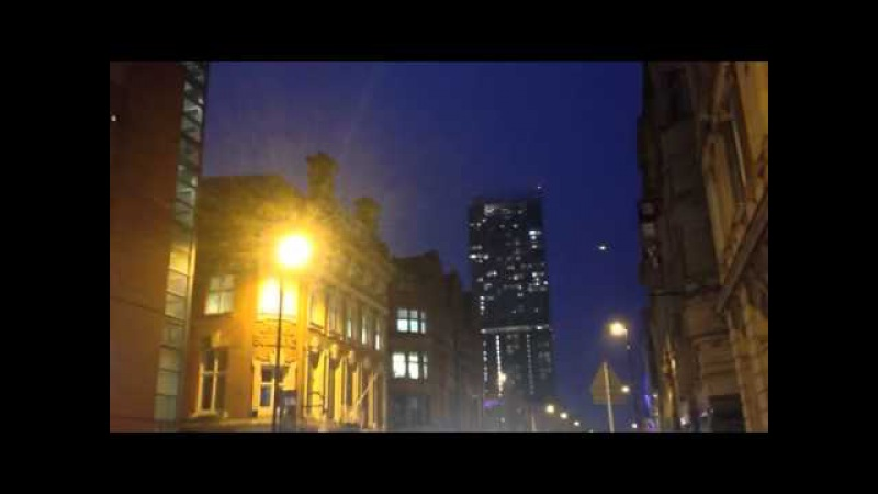 The Beetham Tower hum
