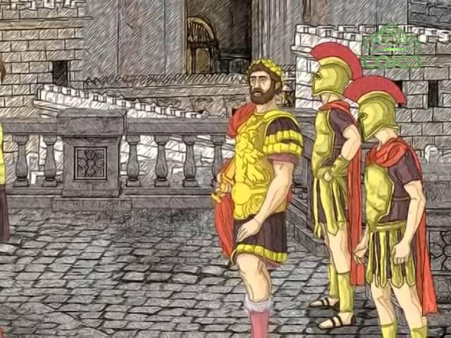 Мульткалендарь. 21 февраля. Великомученик Феодор Стратилат