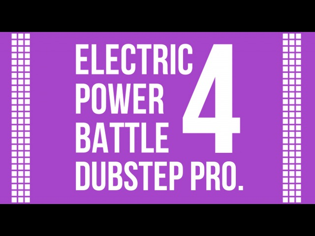 ELECTRIC POWER BATTLE 4 | Dubstep Illusion Pro | 1/2 (Jacki vs Demon)
