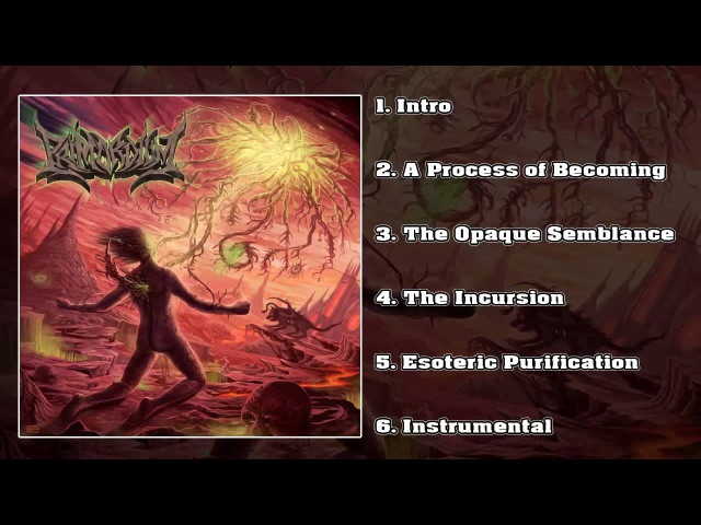 Primordium - Aeonian Obsolescence [Lacerated Enemy Records] (FULL EP /HD)