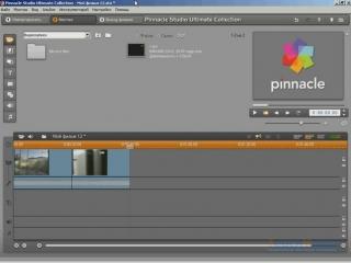 Pinnacle Studio 14 - Настройки конечного видеофайла. Экспорт готового видео