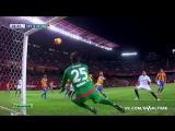 Севилья - Валенсия 1:0. Обзор матча. Испания. Ла Лига 2015/16. 13 тур.