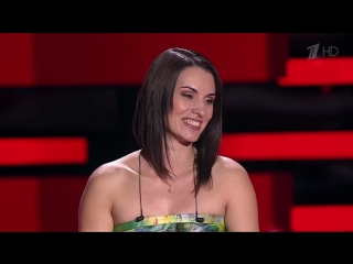 Нина Меерсон «Ты снишься мне» - Слепые прослушивания - Голос - Сезон 4