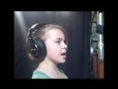 ۩۞۩       9-летняя Ноэль перепела Кристину Агилеру с ее песней Hurt  [360p]