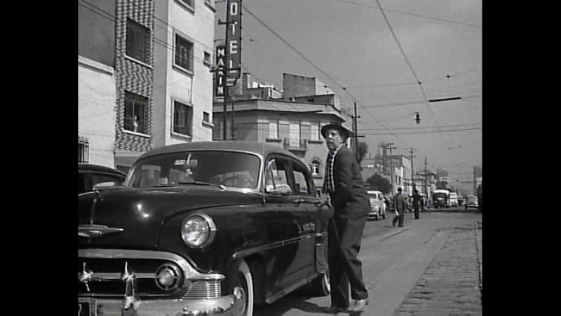 La ilusión viaja en tranvía - luis Buñuel - 1954