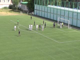 ФК Кызыл Жар СК - ФК Акжайык (2 тайм U18)
