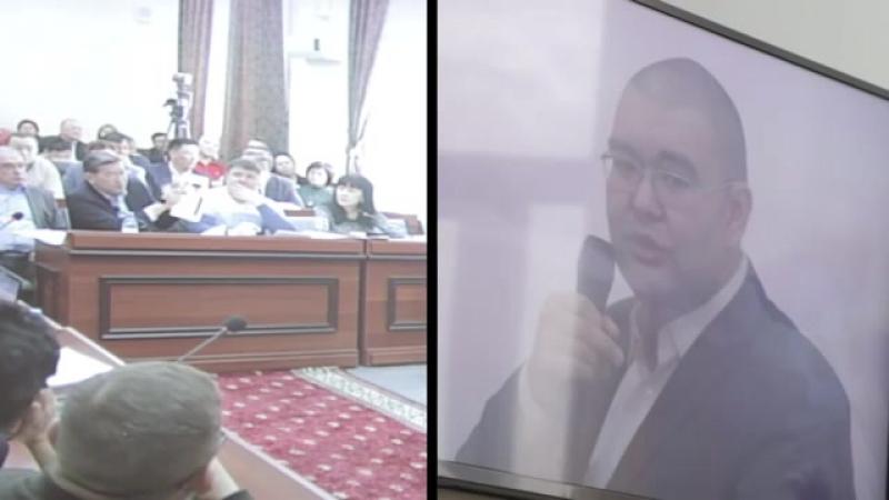 Серик Ахметов отверг обвинения Альжана Акмолдаева