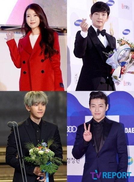 'Moon Lovers' Ким Сон Кён, Кан Ха Ныль утверждены на роль... IU и Ли Чжун Ки ведут переговоры