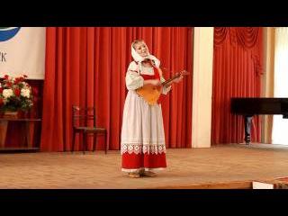 Голоса России 2011 - Ольга Ларионова - Липецкие страдания
