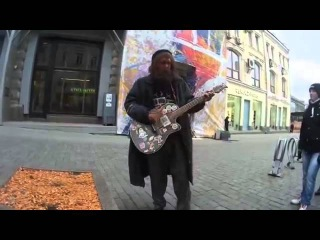 Noize MC - Лысый мужик в наколках (Акустика | Рычаги Машин cover)