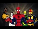 Великий Человек-паук -  Веном - Сезон 1, Серия 4  Marvel