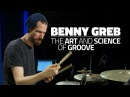Benny Greb The Art Science Of Groove - Drum Lesson Drumeo