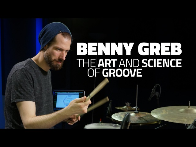 Benny Greb: The Art Science Of Groove - Drum Lesson (Drumeo)