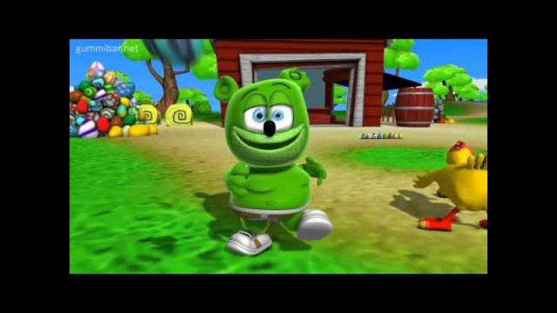 KikiRiki Gummibär The Gummy Bear Music Video