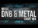 Dnb Metal Short Mix Drum Base Metal \m/