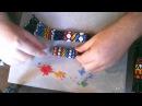 Beading: Hanging Fringed Beadwork