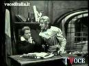 Mario del Monaco nell'Andrea Chénier di Umberto Giordano alla Scala di Milano (1955)