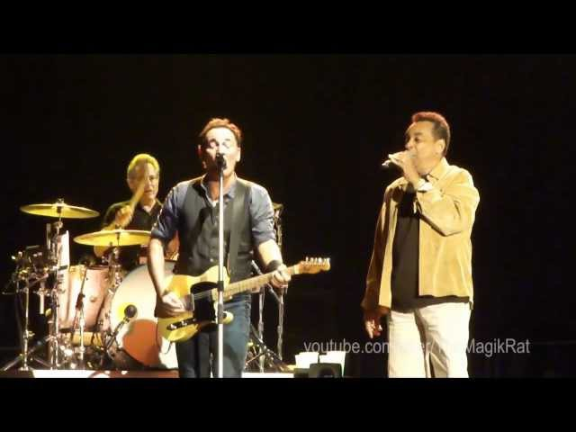 This Little Girl - Springsteen Gary US Bonds - MetLife Stadium - Sept 22, 2012