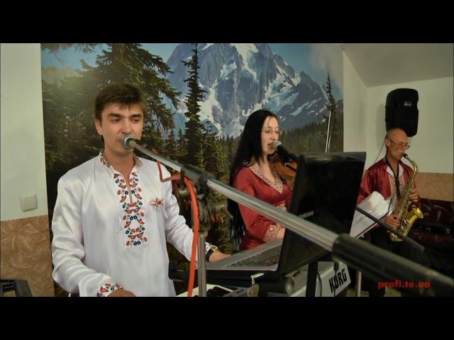 Франківські музики на Тернопіллі