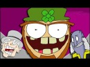 Dr. Monster : The Leperchaun | Animated St. Patrick's Day Song | LilDeuceDeuce
