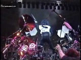 KISS - Eric Carr Drum Solo &amp  War Machine - Budokan Hall,Japan 1988