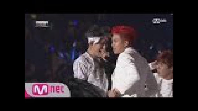 2015 MAMA [Boys In Battle] BTS vs BlockB (2014 MAMA) 151127 EP.5